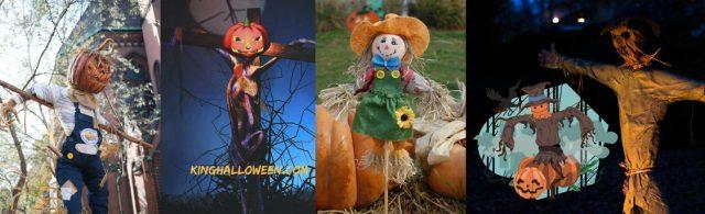 Scarecrow Halloween Symbolism Imagery