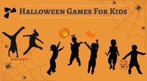 Halloween Games For Children graphic