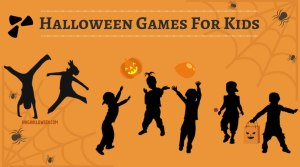 Halloween Games For Children graphic