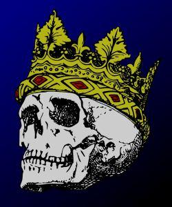 Skull About KingHalloween