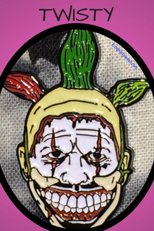 TWISTY AHS Clown