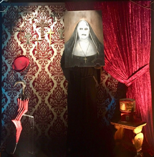 The Nun Valak Evil Nun From Conjuring
