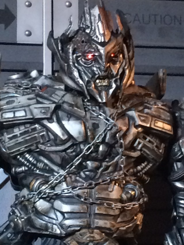 Transformer at Universal Studios Halloween