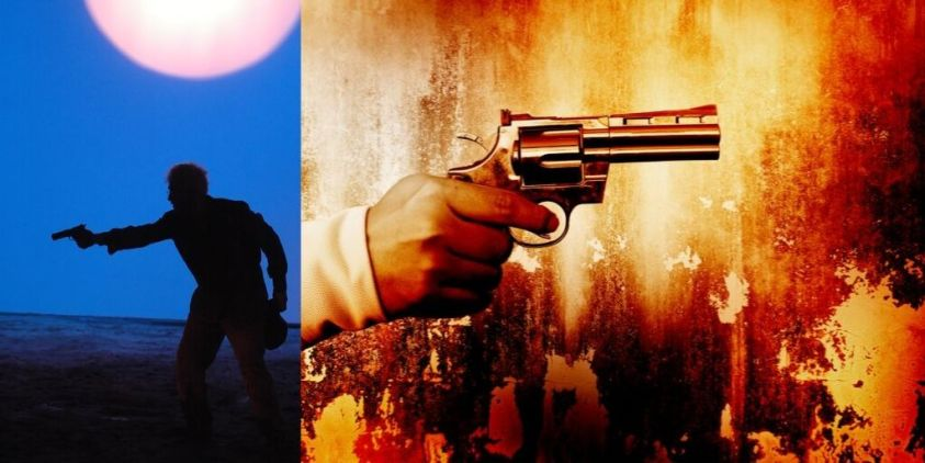 Man shot in car murder riddles