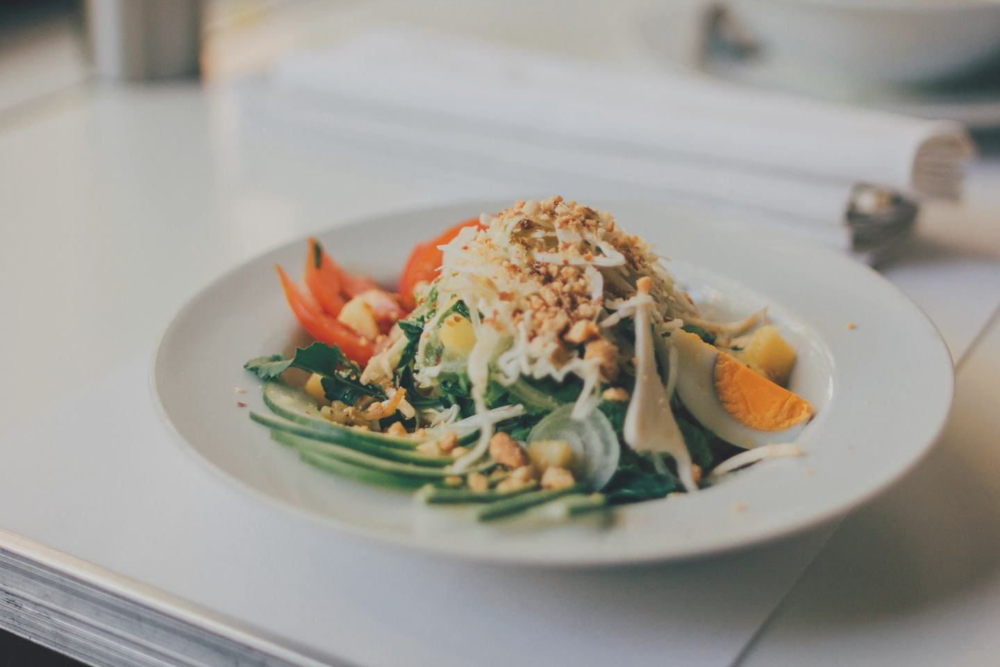 A healthy meal good habits for switching up your life