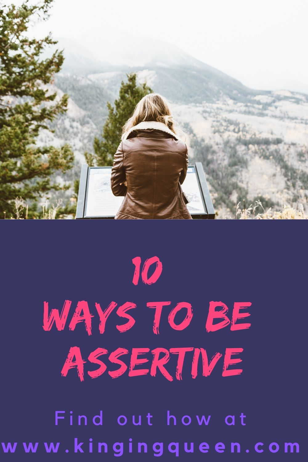 how to be more assertive