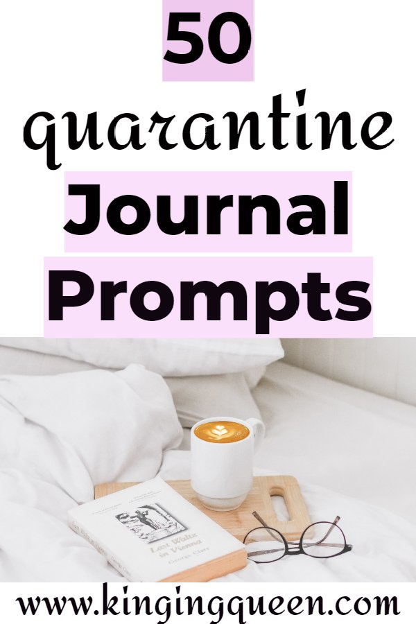 journal prompts for coping during the covid crisis