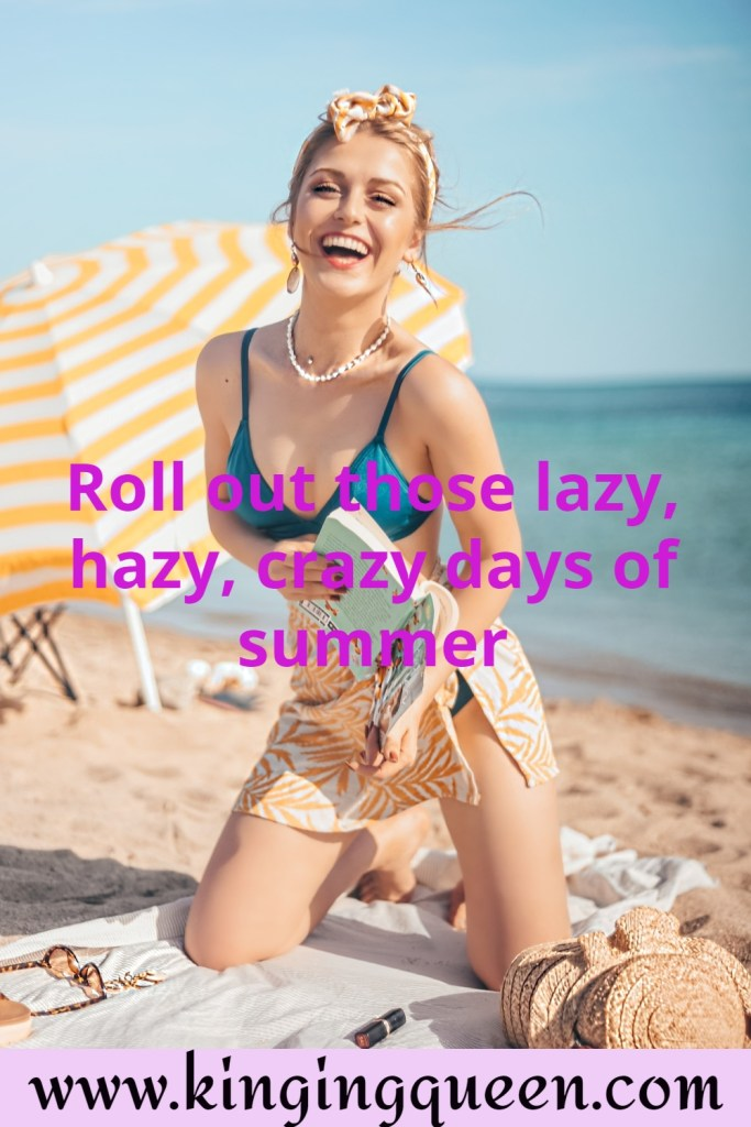 quotes about summertime