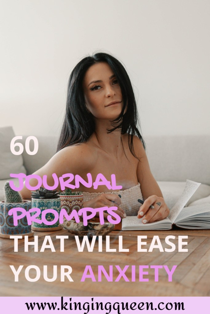 journal prompts for anxiety