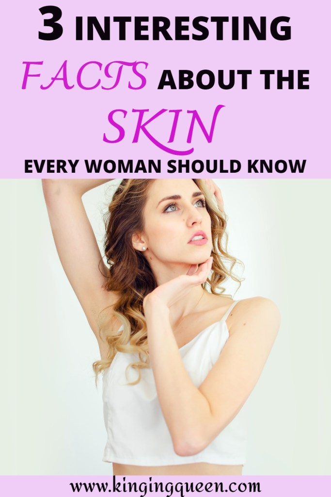 interesting facts about the skin