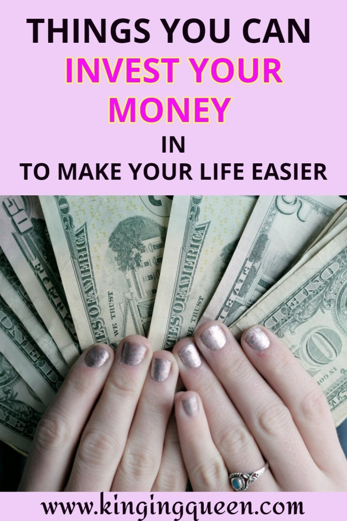 things you can invest your money in