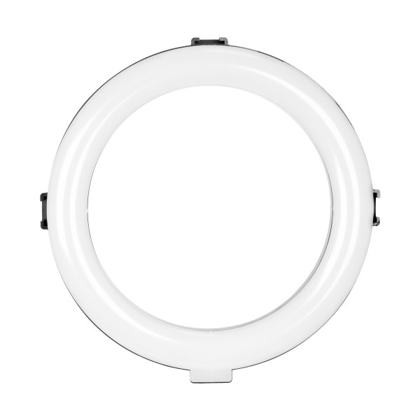 AFI 8 Inch Popular Selfie LED Ring Fill Light R08 with Cell Phone Holder and Stand for Tiktok Recording