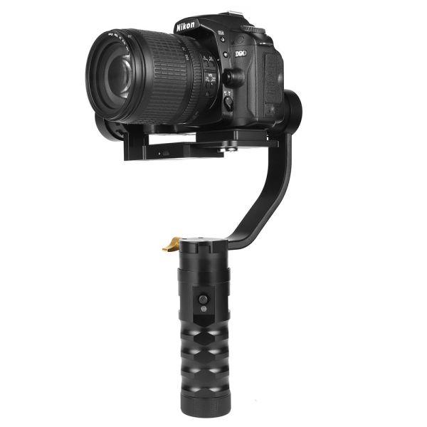 China manufacturer handheld brushless camera gimbal stabilizer for DSLR
