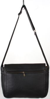 "Messenger 13"" (LP008) Black"