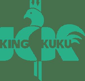 King Kuku logo green