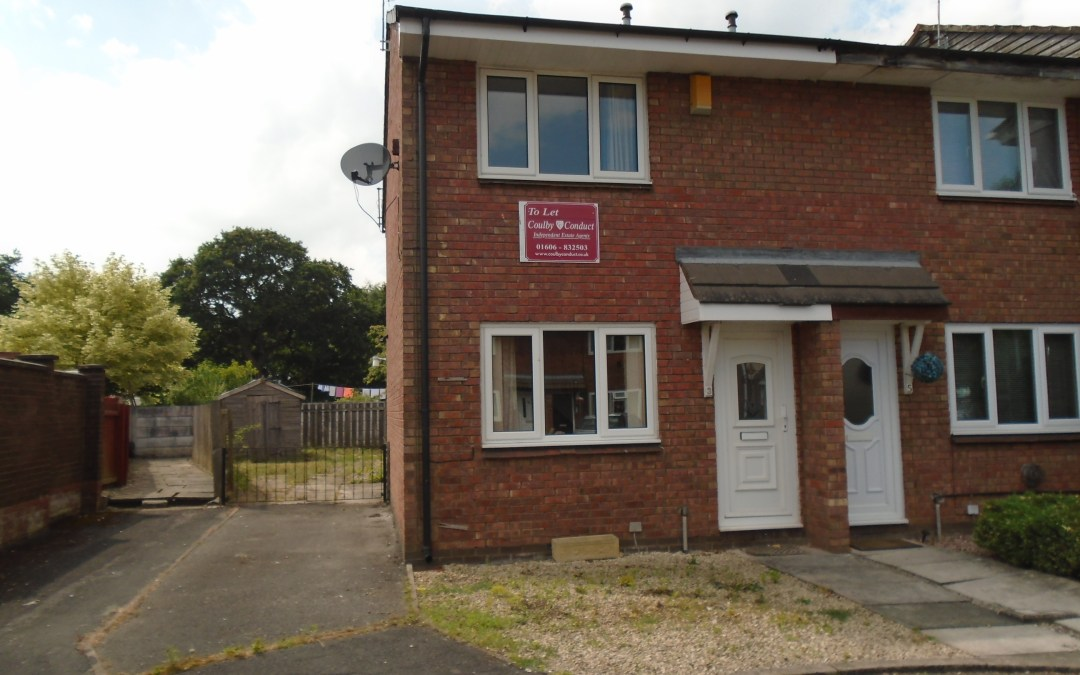 3 Gorsley Close, Middlewich