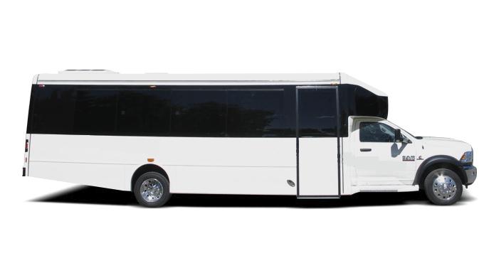 King 28 Passenger Executive bus
