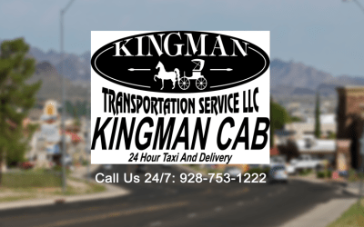Kingman Transportation Service, Inc. Kingman Cab