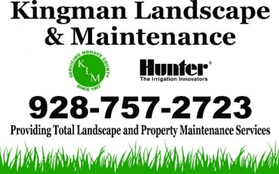 Kingman Landscape & Maintenance