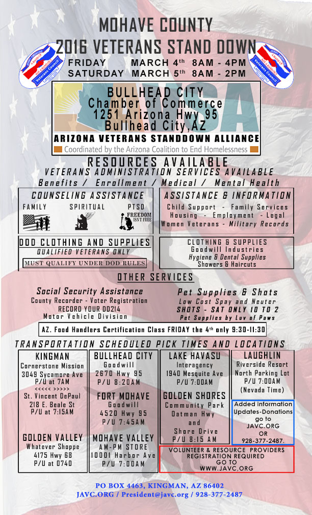2016-Mohave-County-Veterans-Stand-Down-POSTER