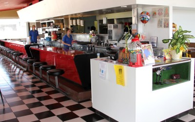 Rutherford's 66 Family Diner – Restaurant