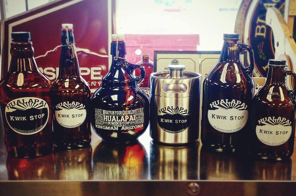 Hualapai, Kwik-Stop-Growler-Station-Convenience-Store-Craft-Beer