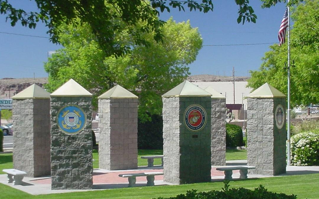 Kingman AZ Memorial Day Program