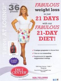 Diet-Center-Weight-loss-21-day-diet-ad