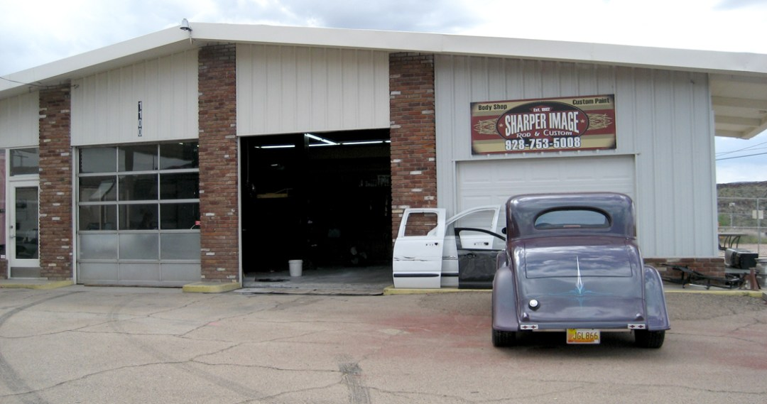 Sharper Image Rod & Custom Auto Body Shop | Kingman