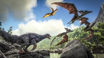 _ 遊戲入面有超過60種不同的恐龍。