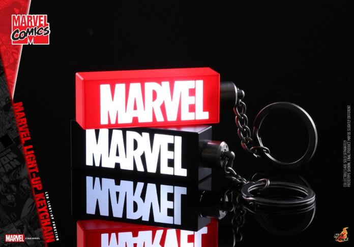 Hot Toys - Marvel LED light-up keychain_PR1