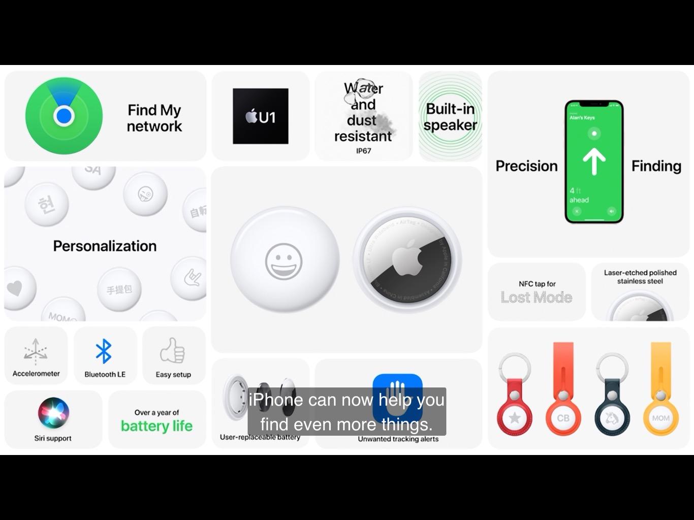 Apple發佈會2021