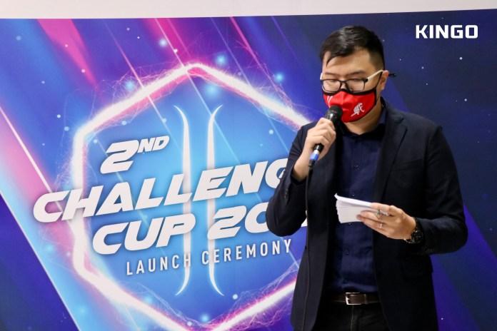 「挑戰者盃」亞洲電競賽車錦標賽