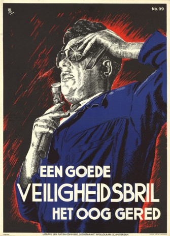 Dutch Safety Posters
