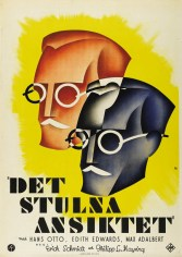 Swedish posters for international films, c. 1921–1939