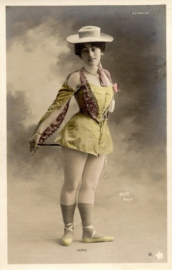 Stanislaw Walery Postcards from the Late Belle Époque-5