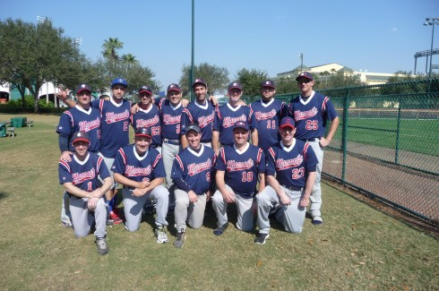 Team Maccabi USA.