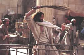 Jesus Against Taxes and Money Changers