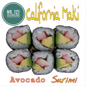 122. California Maki