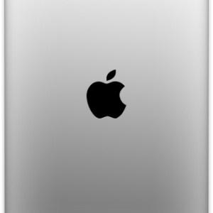 iPad achterkant WiFi