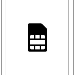 iPad simkaart