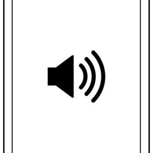 iPad volume