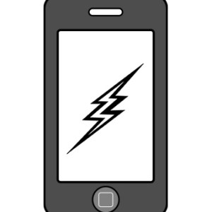 iPhone no power