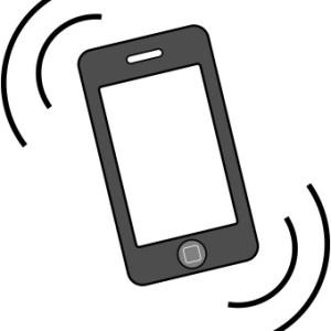 iPhone 3 trilfunctie