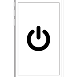 iPhone 5 power button