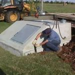 inground storm shelters