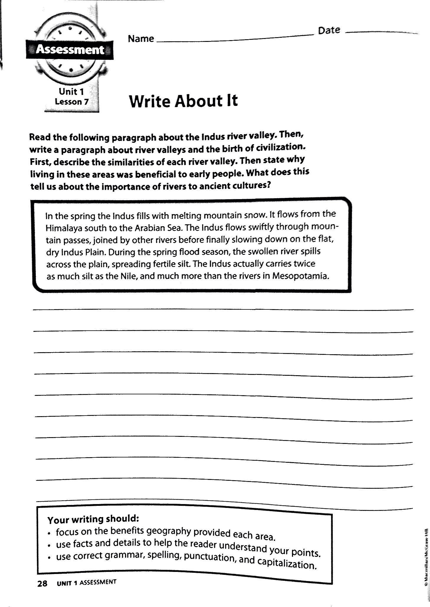 84 Free Grade 1 Worksheets Comprehension Printable