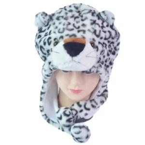 Eläinhattu leopardi