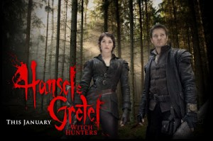 Hansel and Gretel Witch Hunters Movie