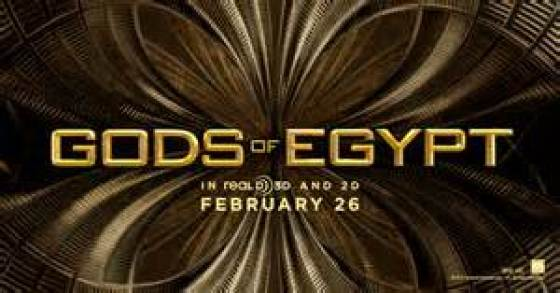 Gods of Egyptlogo